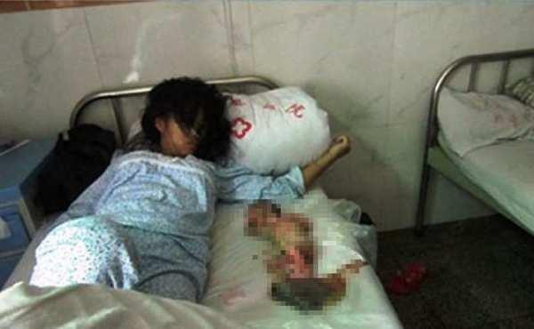Čínska vláda ma vytiahla zdomu aprinútila kpotratu. Už viac nedokážem mlčať.