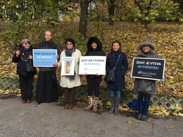 Kampaň 40 dní za život opäť na Slovensku